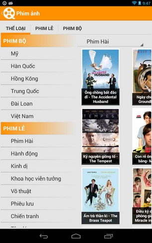 MyTV Net for Android