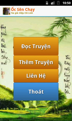 Ốc Sên Chạy for Android