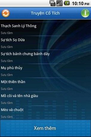 Truyện cổ tích for Android