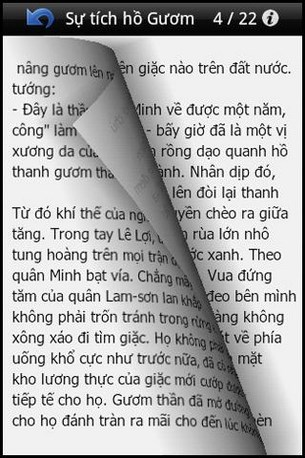 Truyen co tich Viet Nam for Android