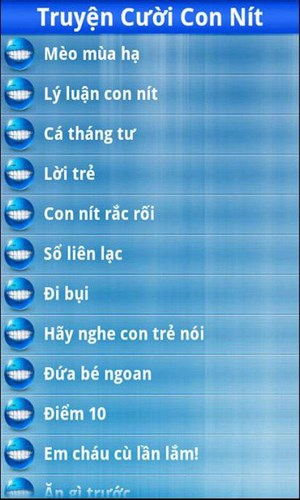 Truyện cười 1001 for Android