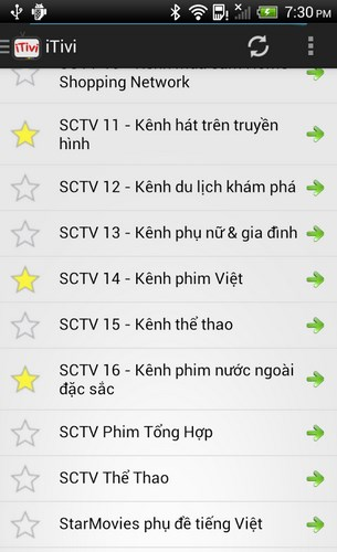 Xem TV Viet Nam for Android