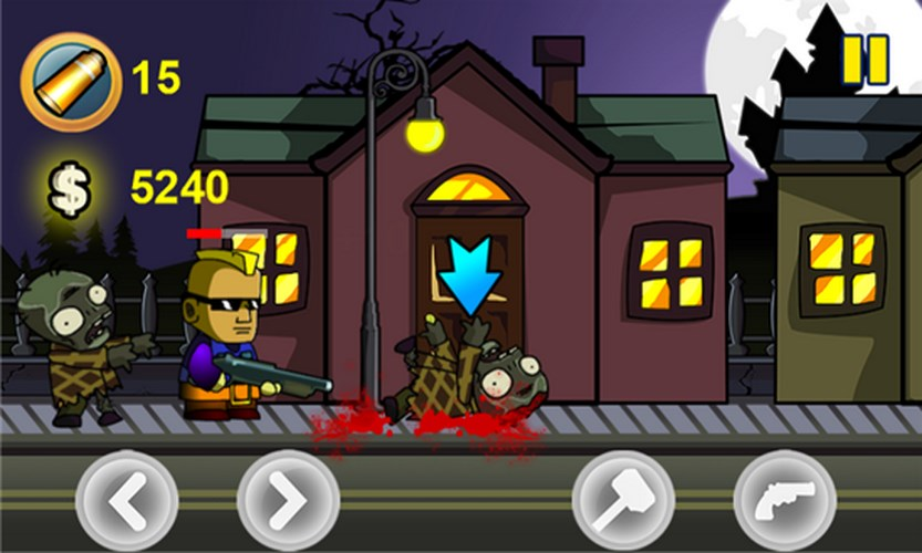 Zombie Village for Windows Phone
